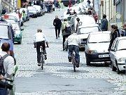 Sousedské slavnosti v ulici Krymská byly součástí akce Zažít město jinak