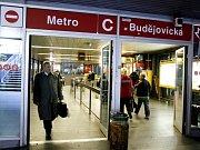 Stanice metra Budějovická. Ilustrační foto.