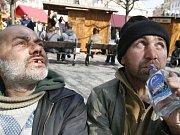 TADY NE! Praha vybírá místa, kde by bylo pití na veřejnosti pod pokutou zakázané./Ilustrační foto
