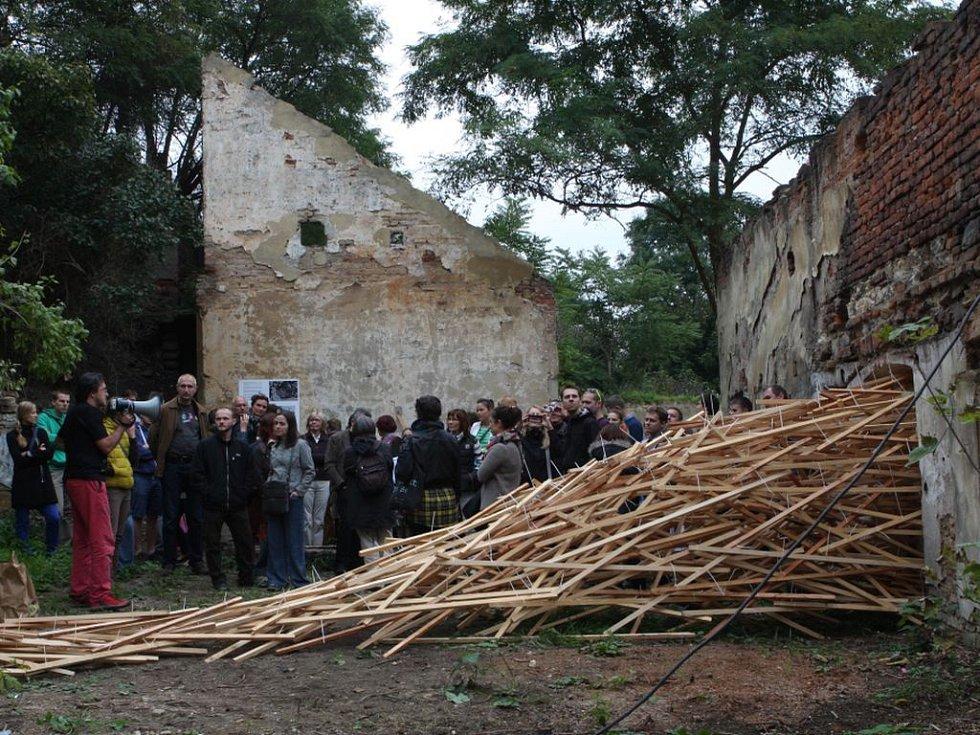 Den architektury na Buďánkách.