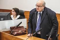 Soudce Ondřej Havlín.