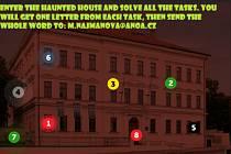 Oslavte letos Halloween trochu jinak! Anglo-německá Obchodní Akademie na Břevnově připravila on-line strašidelný zámek. Zdroj: Milena Najmanová