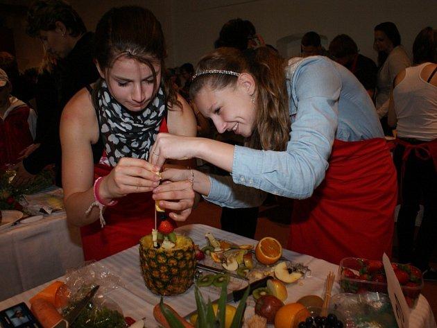 Zábavná soutěž naučí děti stravovat se a vařit zdravě