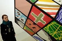 Zahájení retrospektivní výstavy Marka Schovánka s názvem Propaganda v centru součastného umění DOX