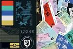 Bankovky a osobní doklady očima studentů UMPRUM.
