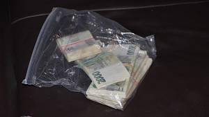 Zabavené drogy za miliony korun