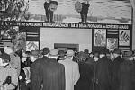 Sovětský Ráj – V roce 1942 německá okupační správa zorganizovala na výstavišti výstavu Sovětský ráj, která měla ukázat návštěvníkům, jaké nuzné a zkorumpované podmínky panují v Sovětském svazu.