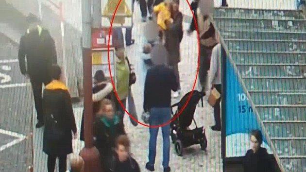 Incident na Florenci, při němž bylo zraněno batole