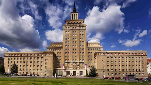Open House Praha 2019. Hotel International Praha.
