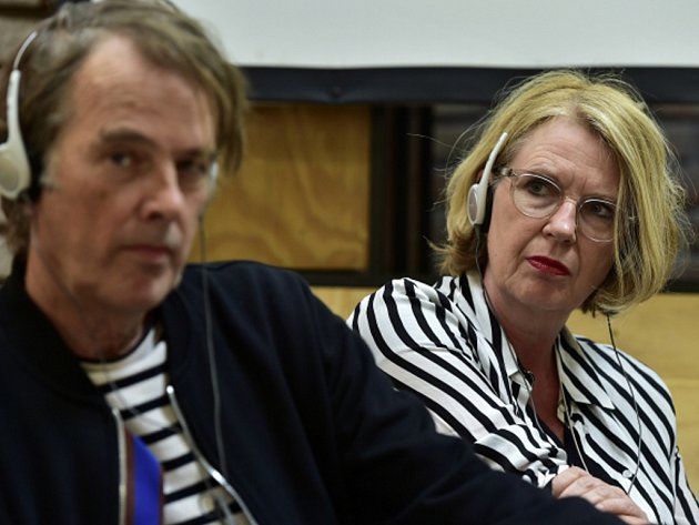 Eelco Hooftman, Marianne Loofová.
