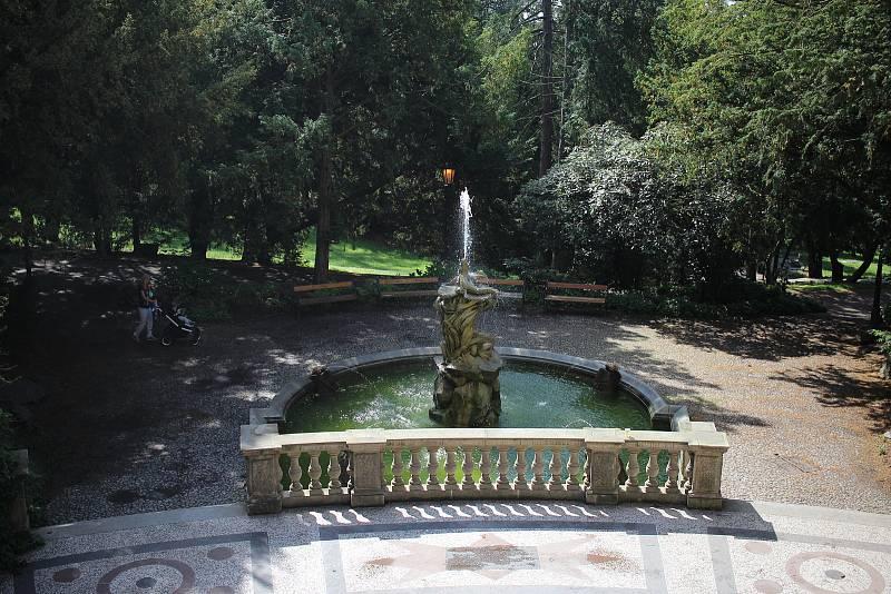 Park má otevírací dobu. Odvíjí se od sezony, v letní je otevřen déle.