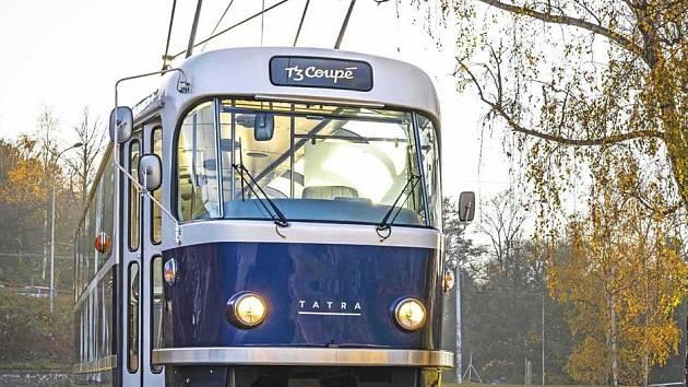 Tramvaj T3 Coupé získala ocenění v rámci mezinárodní designérské soutěže Red Dot Award.