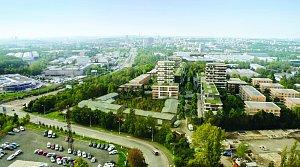 Výstavba bytů v průmyslových zónách