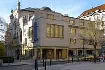 Židovské muzeum v Praze.