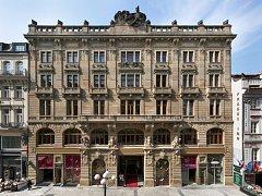 City Palais na Václavském náměstí.