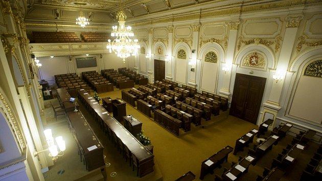Sněmovna. Ilustrační foto.