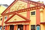 Budova Branického divadla.