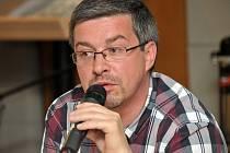 Historik Jan Boris Uhlíř.