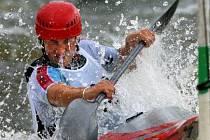 Irena Pavelková žije ve stínu Štěpánky Hilgertové, ale už dokázala vyhrát Světový pohár. Letos byla v celkovém pořadí druhá.