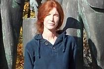 Dobrovolnice Klára Löwensteinová.