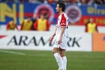 Čekání. Pokud se chce Slavia vrátit do čela tabulky, musí v Plzni vyhrát.