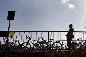 Cyklista. Ilustrační foto.