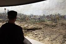 Maroldovo panorama Bitva u Lipan je vůbec největší obraz v Česku, který zachycuje historickou událost, konkrétně bitvu, která se odehrála 30. května 1434. Obraz zabírá plochu 1045 metrů čtverečních. Autorem obrazu je Luděk Marold.