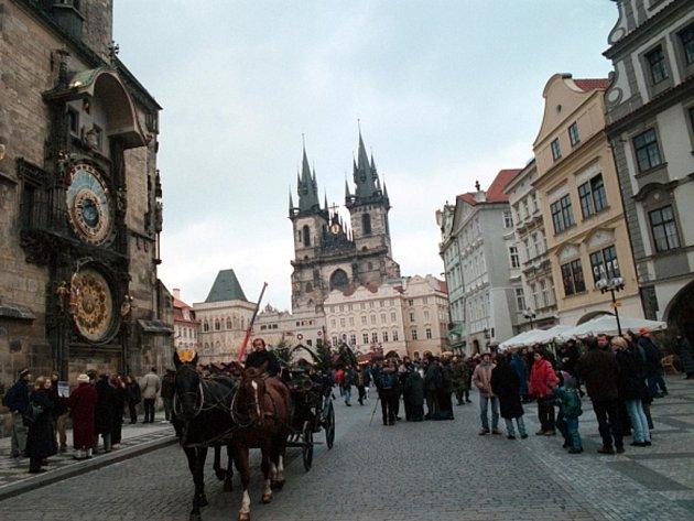 Staroměstské náměstí.
