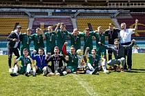 Republikové finále sportovní ligy škol ve fotbale