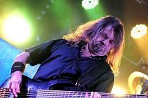 Zdeněk Kub, basový kytarista a jeden ze zakládajících členů Arakainu.