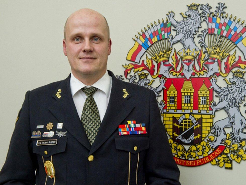 Ředitel Městské policie hlavního města Prahy Eduard Šuster