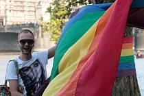 V Praze byl v pondělí zahájen pátý ročník festivalu Prague Pride.