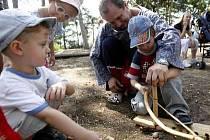 Pražská zoo pro děti připravila bohatý program.