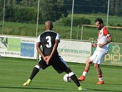 Portugalec Danny si poprvé navlékl do zápasu sešívaný dres.