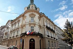 Žižkovská radnice.
