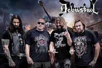 Hlavní hvězdou festivalu Obscure Mosh budou legendy tuzemské metalové scény Debustrol.