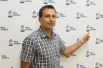 MANAŽER pozoruhodného projektu Díky, trenére Jiří Uhlíř.
