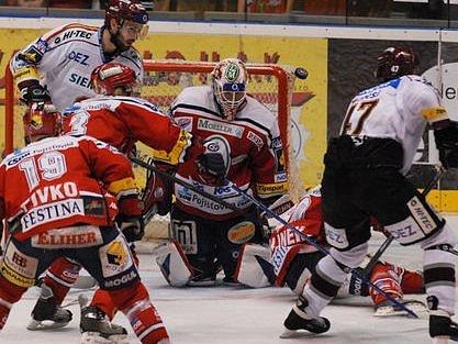 Pardubice vyhrály nad Spartou 5:1.