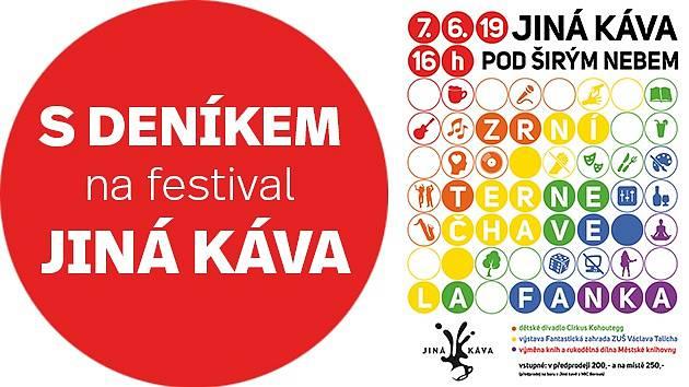 S Deníkem na festival Jiná káva.