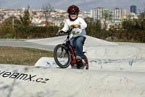 Ve středu odpoledne byl slavnostně otevřen sportovní areál Kapitol v ulici Na Strži.