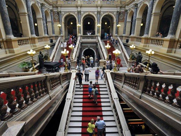 Národní Muzeum.