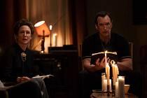 Strahovské autokino ve čtvrtek večer uvádí třetí pokračování slavné hororové série V zajetí démonů.