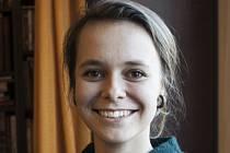 ANEŽKA PROKOPOVÁ, tvůrkyně projektu Alzheimer Café.