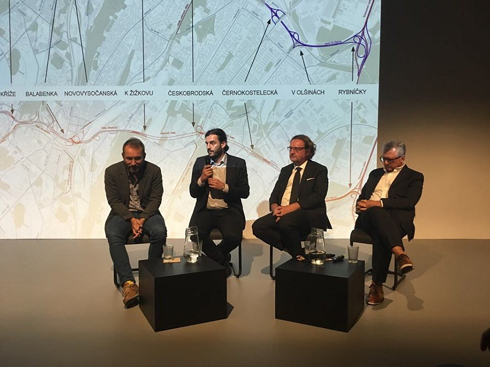 Praha představila nový plán na dokončení Městského okruhu.
