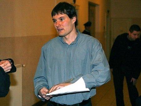 Ondřej Martinek půjde za své chování na 4,5 roku do vězení.
