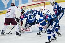 HC Sparta Praha - HC Kometa Brno.