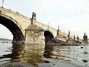 Karlův most v Praze.