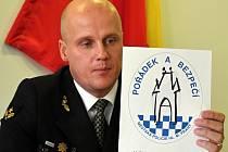 Ředitel pražských strážníků Eduard Šuster.