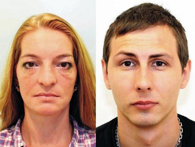 Policie obvinila ženu a muže z milionového podvodu s penězi důchodkyně v domě pro seniory Petruška v Šestajovicích u Prahy. Jde o ředitelku Petru Brožovou a jejího bývalého přítele Jiřího Kunčara, na jehož účet byly údajně převáděny i některé důchody.