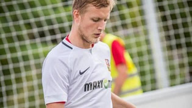 Tomáš Jelínek, reprezentant ČR v malém fotbale.
